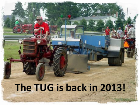 The Tug is Back!